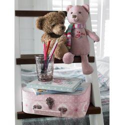 Kufřík Lulu Pink