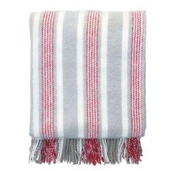 Vlněná deka Zoe Linen