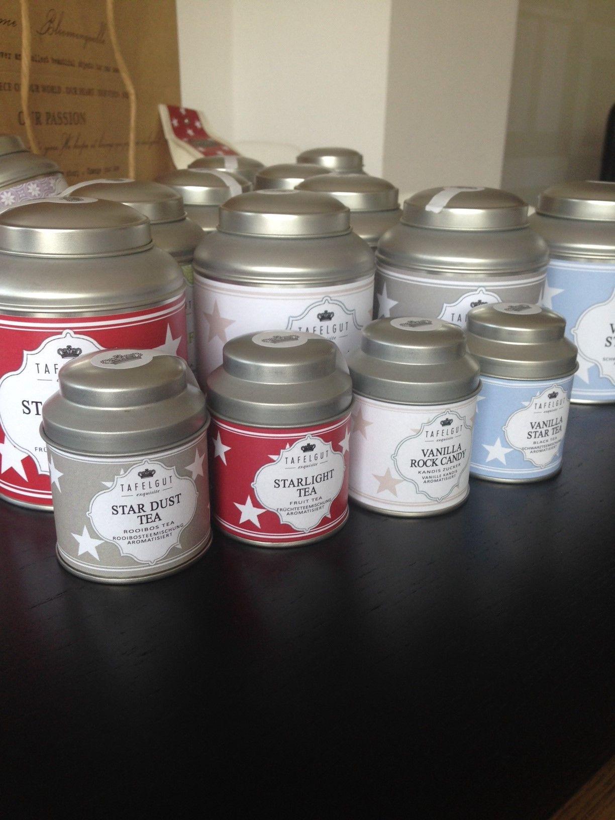 Kolekce čajů STAR Tafelgut