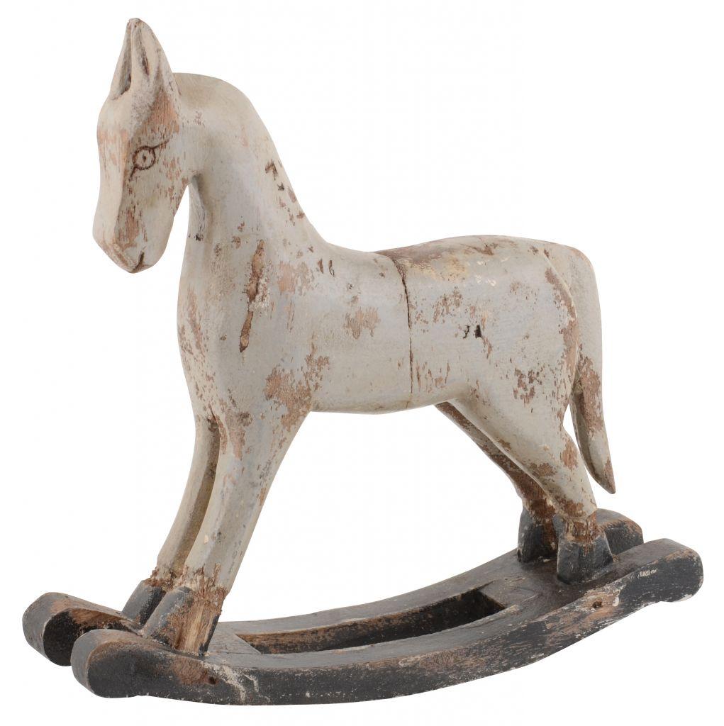 Dřevěná dekorace Houpací kůň IB LAURSEN