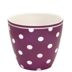 Latte Cup Naomi Plum