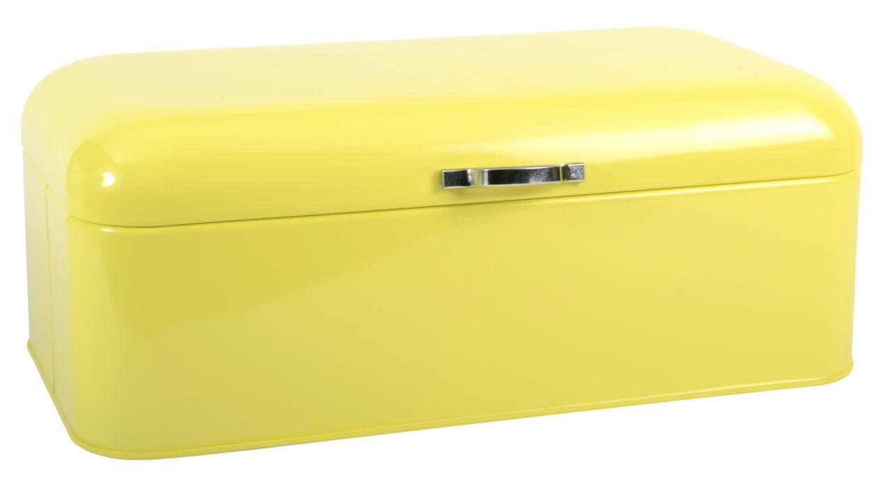 Plechový box na pečivo