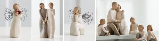 Andělé a figury Willow Tree