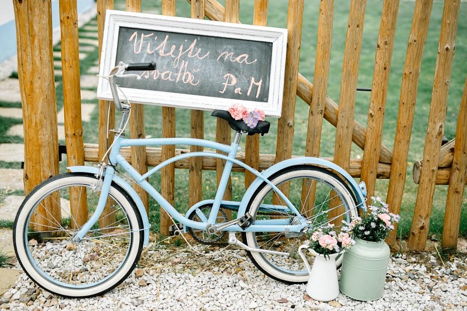 Svatební dekorace na Bella Rose
