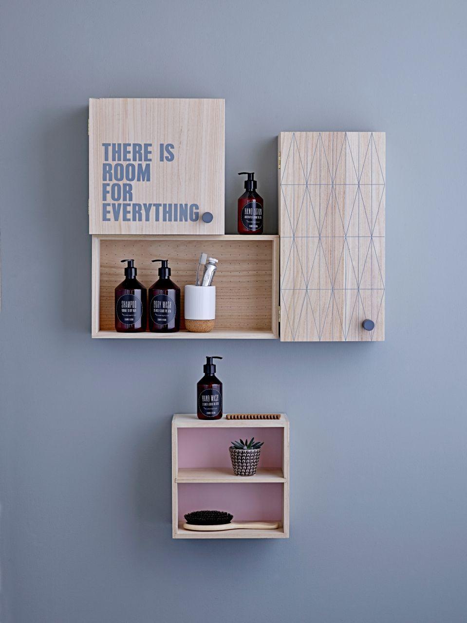 Úložný box Wood Grey
