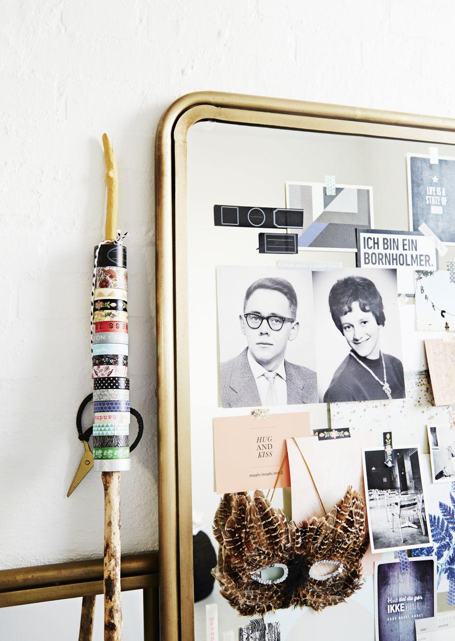 Designové samolepící pásky washi