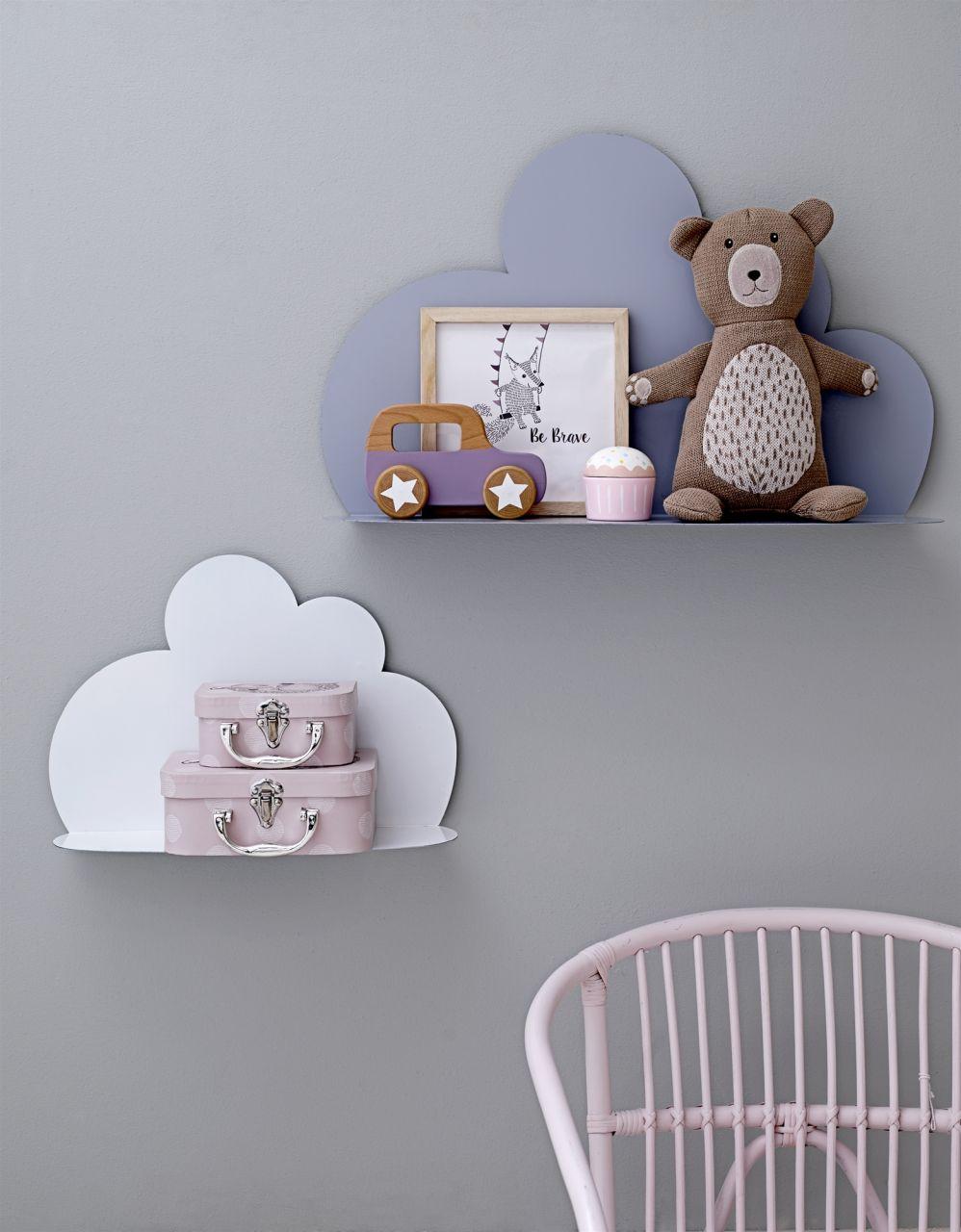 Korkové poličky Cloud