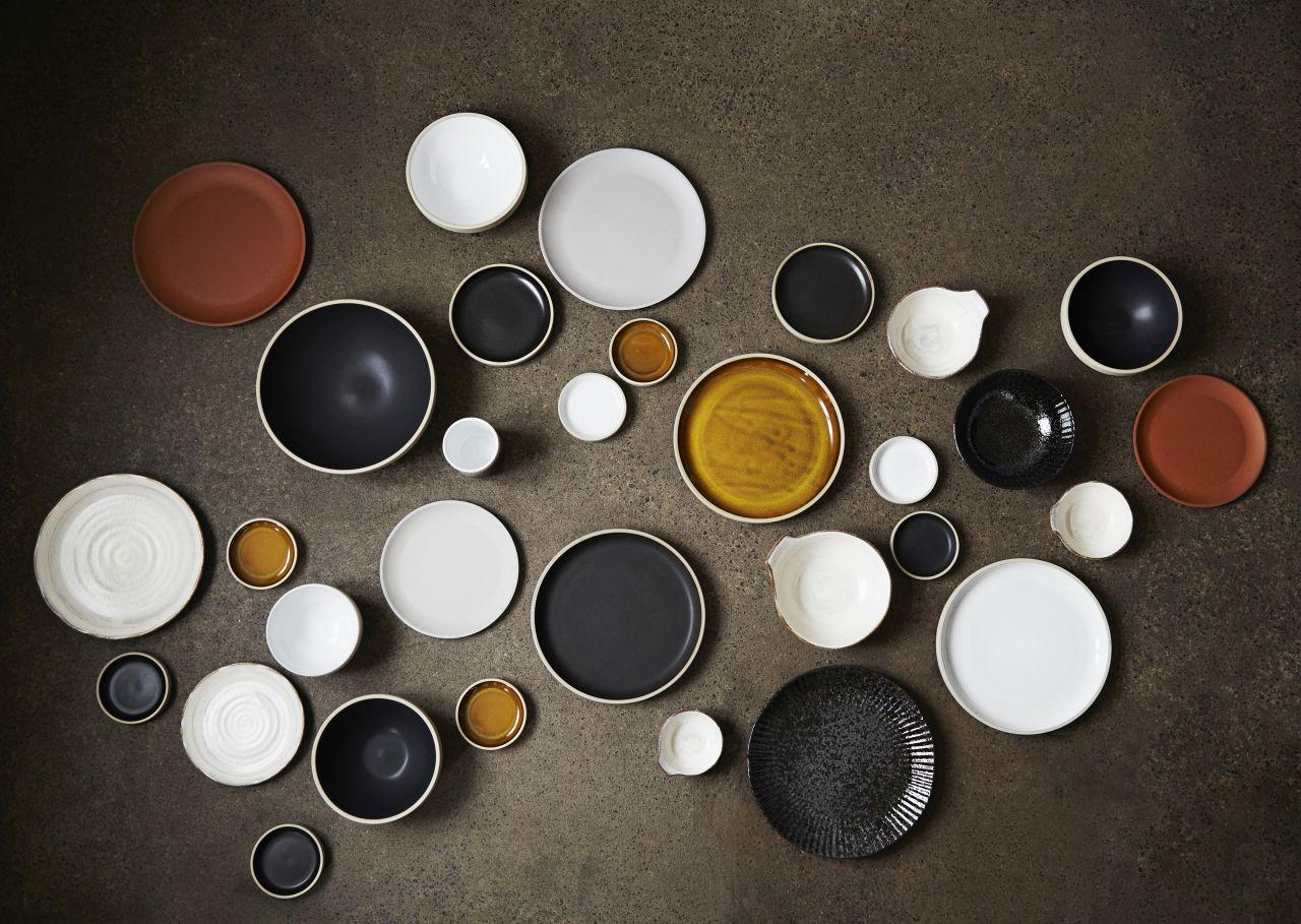 Keramický talíř Pottery