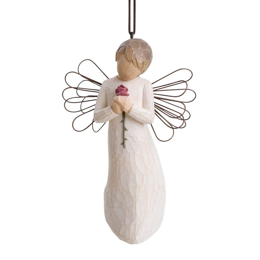 Závěsný milující anděl