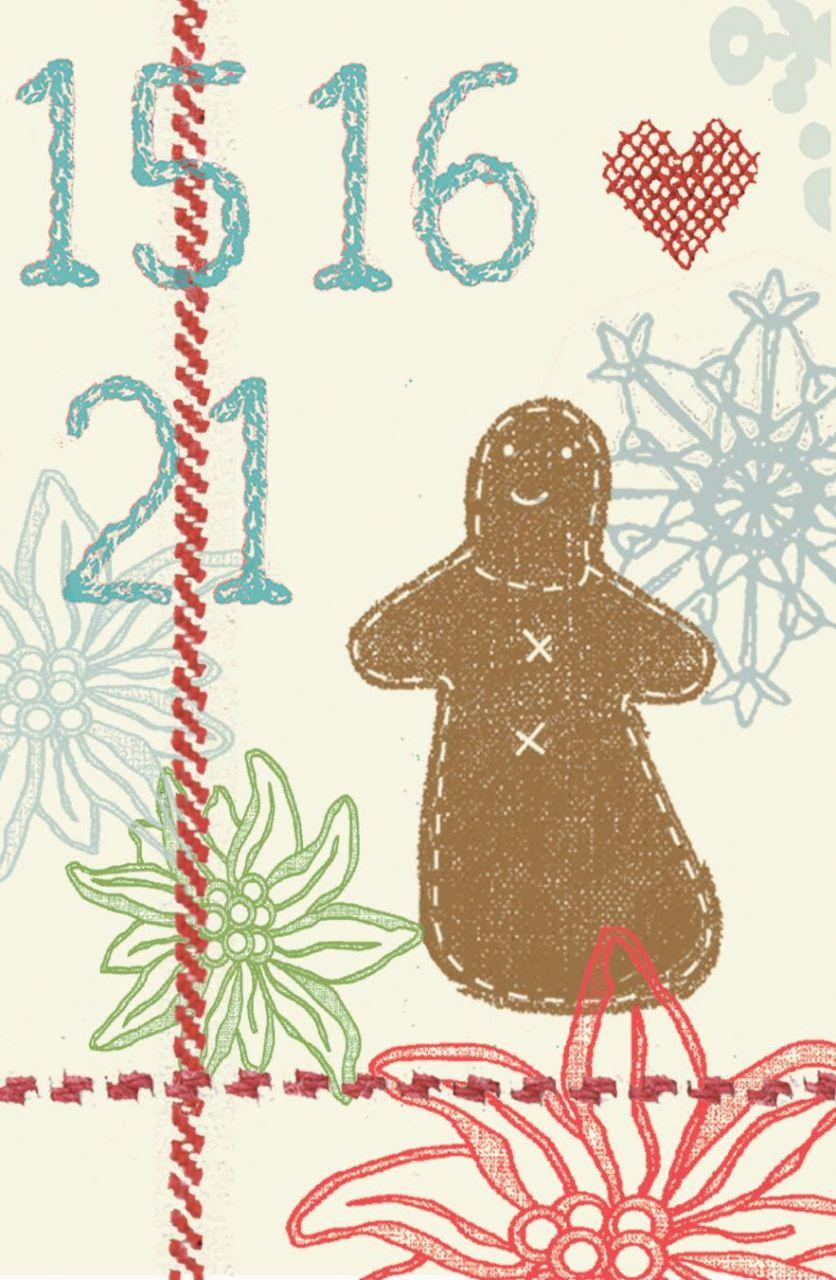 Vánoční přání Maileg