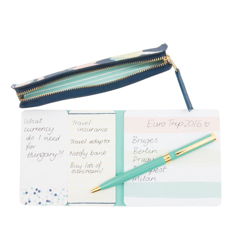 psací pero s pouzdrem Busy B