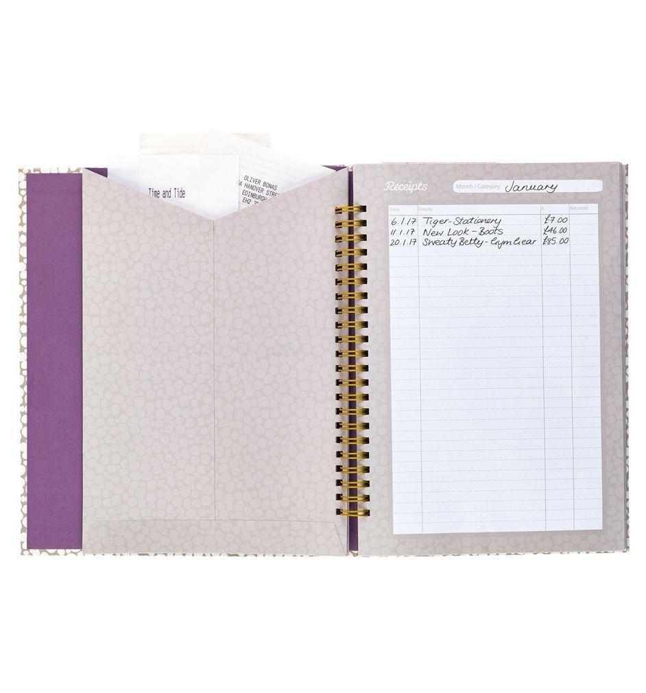 Notes na domácí účetnictví