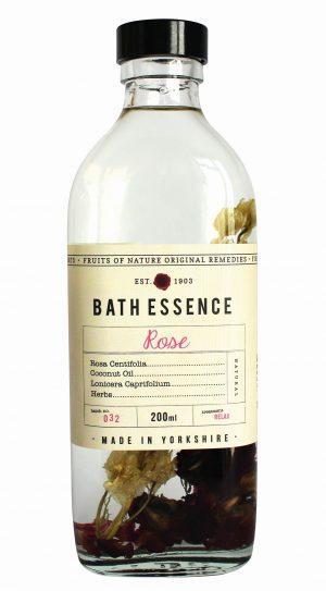 Olejová koupelová esence Rose