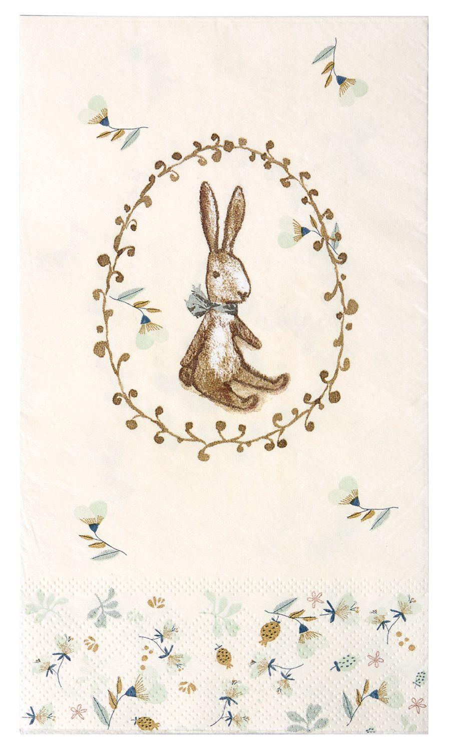 Velikonoční papírové ubrousky Maileg
