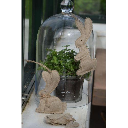 Veľkonočné dekorácie - zajačiky od Ib Laursen