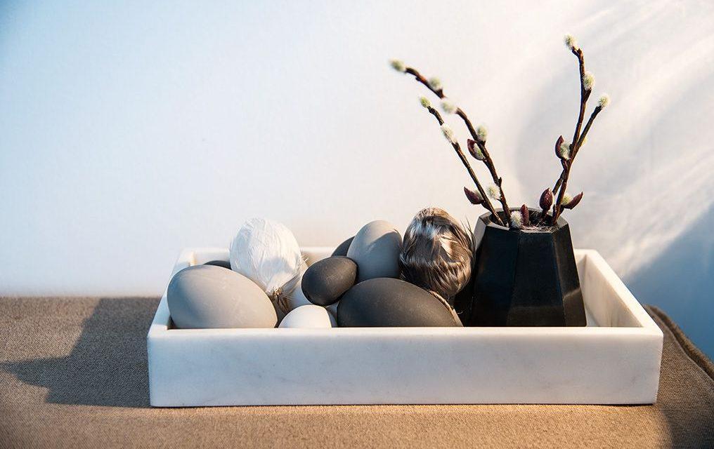 Velikonoční dekorace ve skandinávském stylu od Madam Stoltz