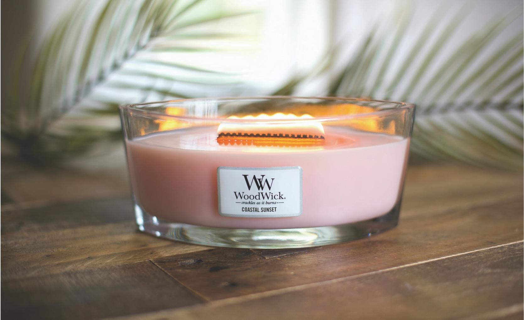Svíčky WoodWick