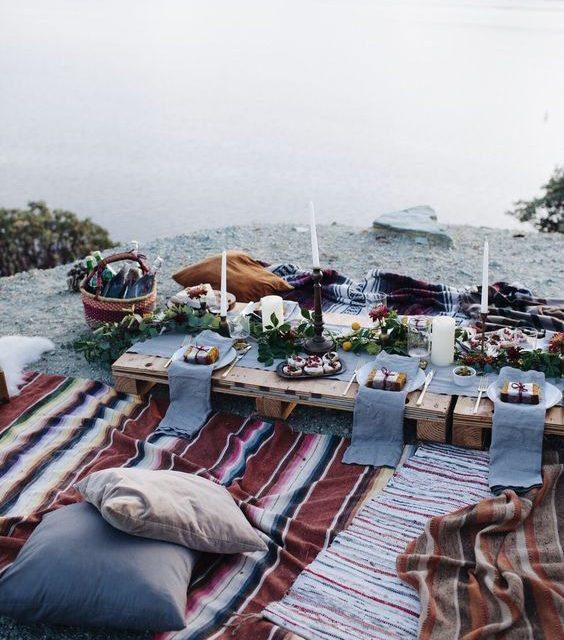 Piknik na pláži alebo pri rybníku - všetko sa počíta!