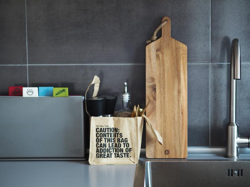 Doplňky do kuchyně od Nicolase Vahé