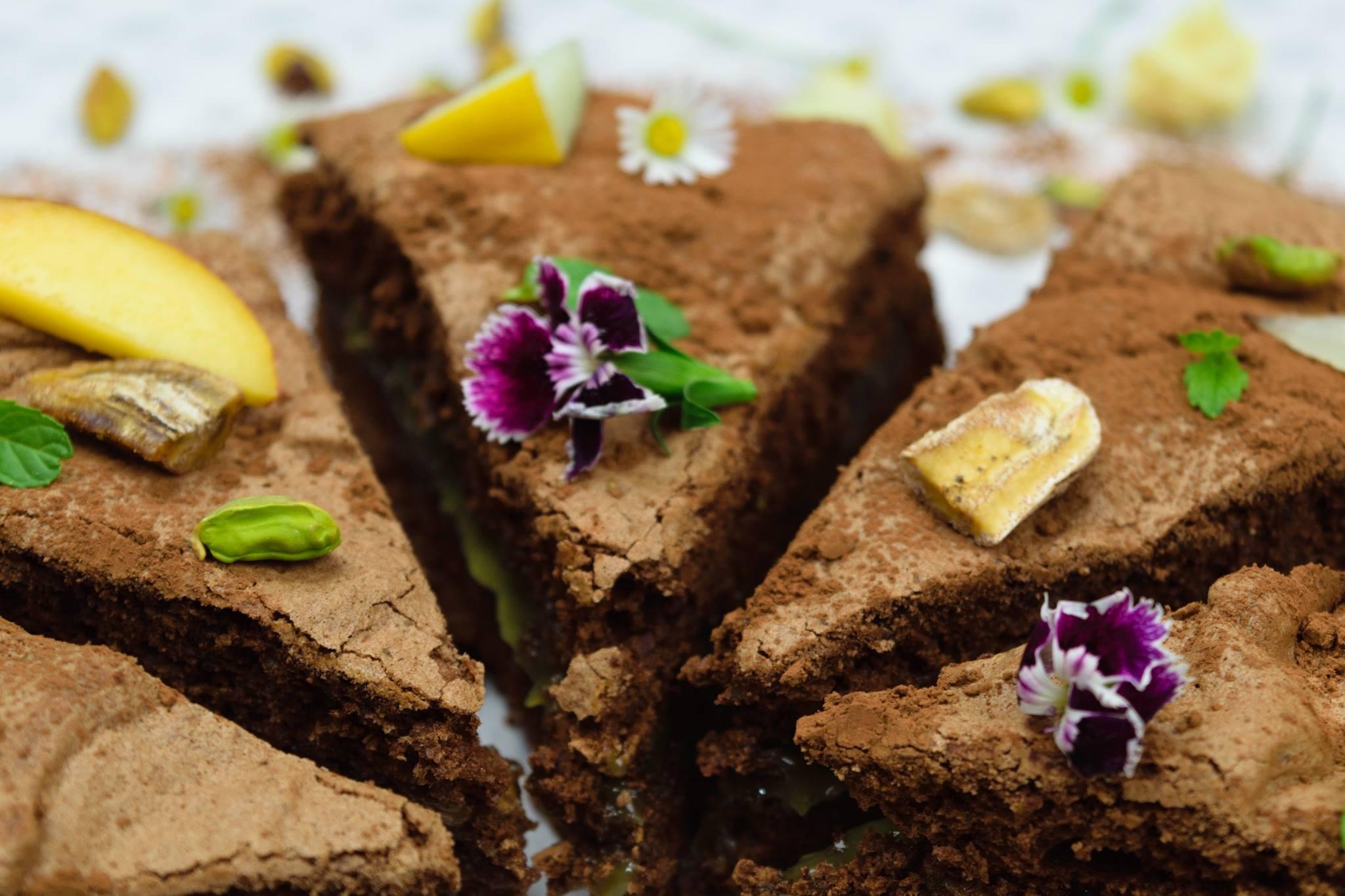 Recept na exotický dort