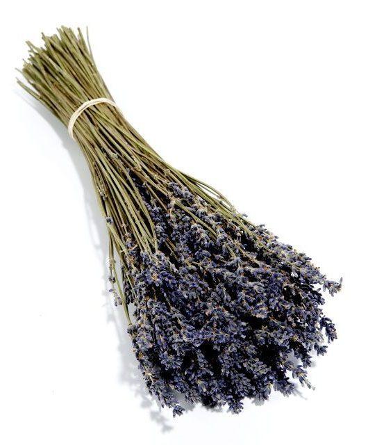Kytice sušené levandule z Provence