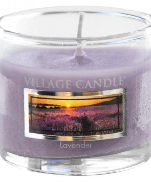 Mini sviečka Village Candle – Lavender