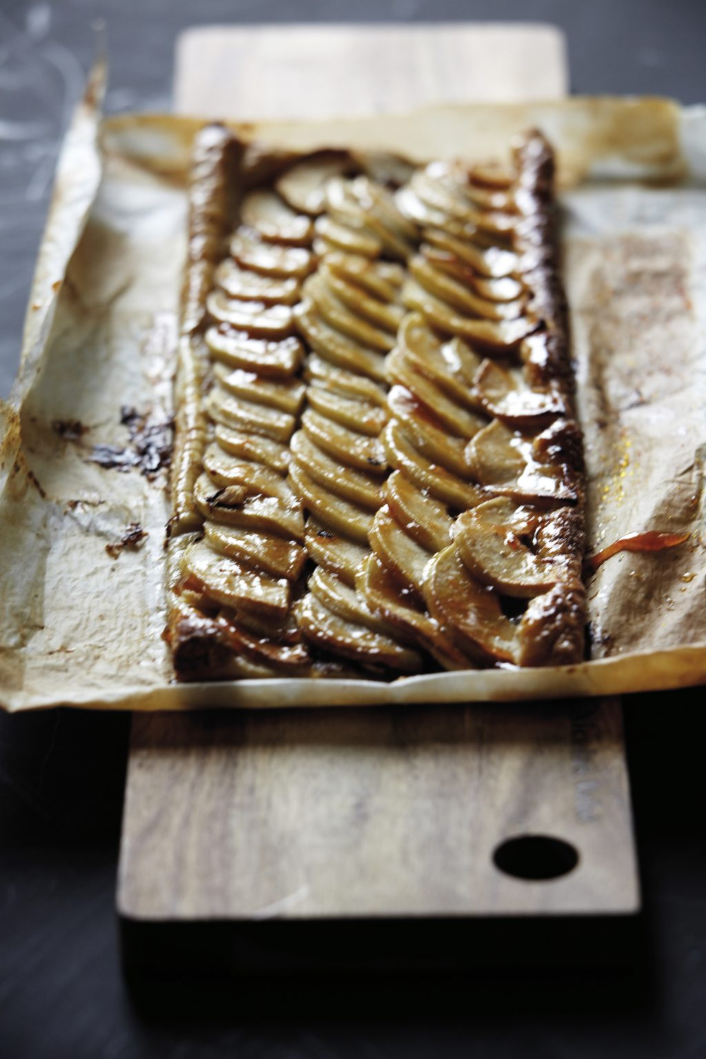 Recept na Apple Tart od Nicolas Vahé