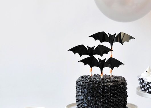 Halloweenská inspirace podle Bella Rose