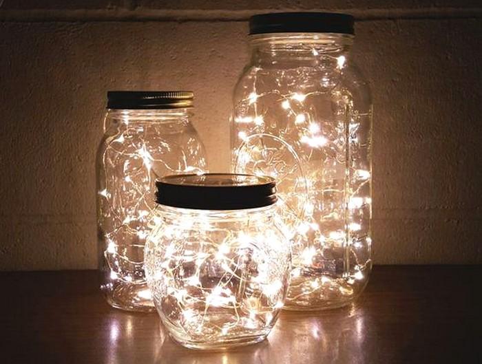 Inspirace na světelné dekorace