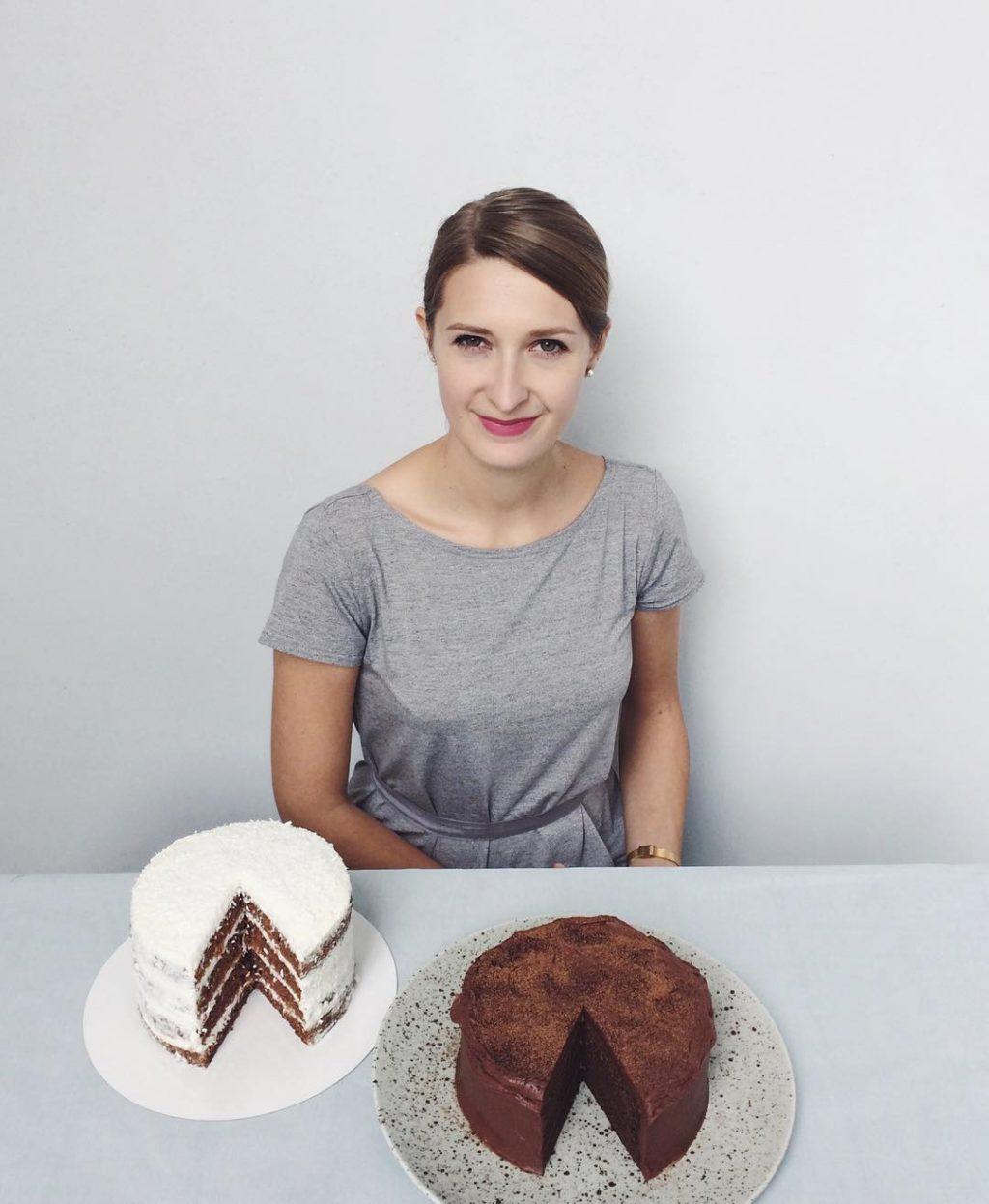 Foodblogerka Děvče u plotny