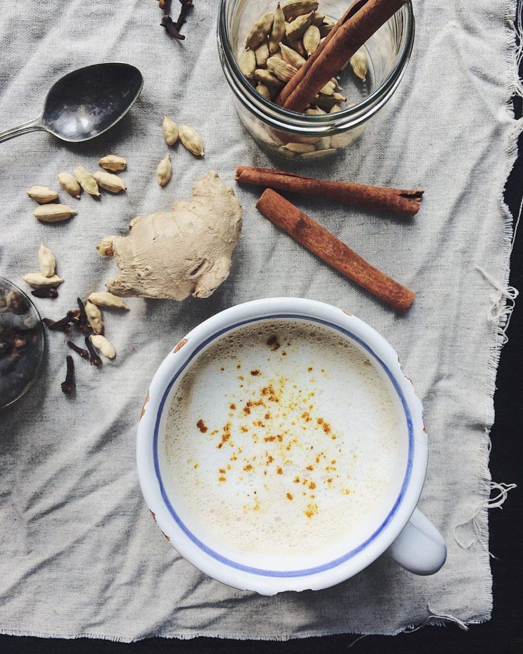 Chai masala pro podzimní večery