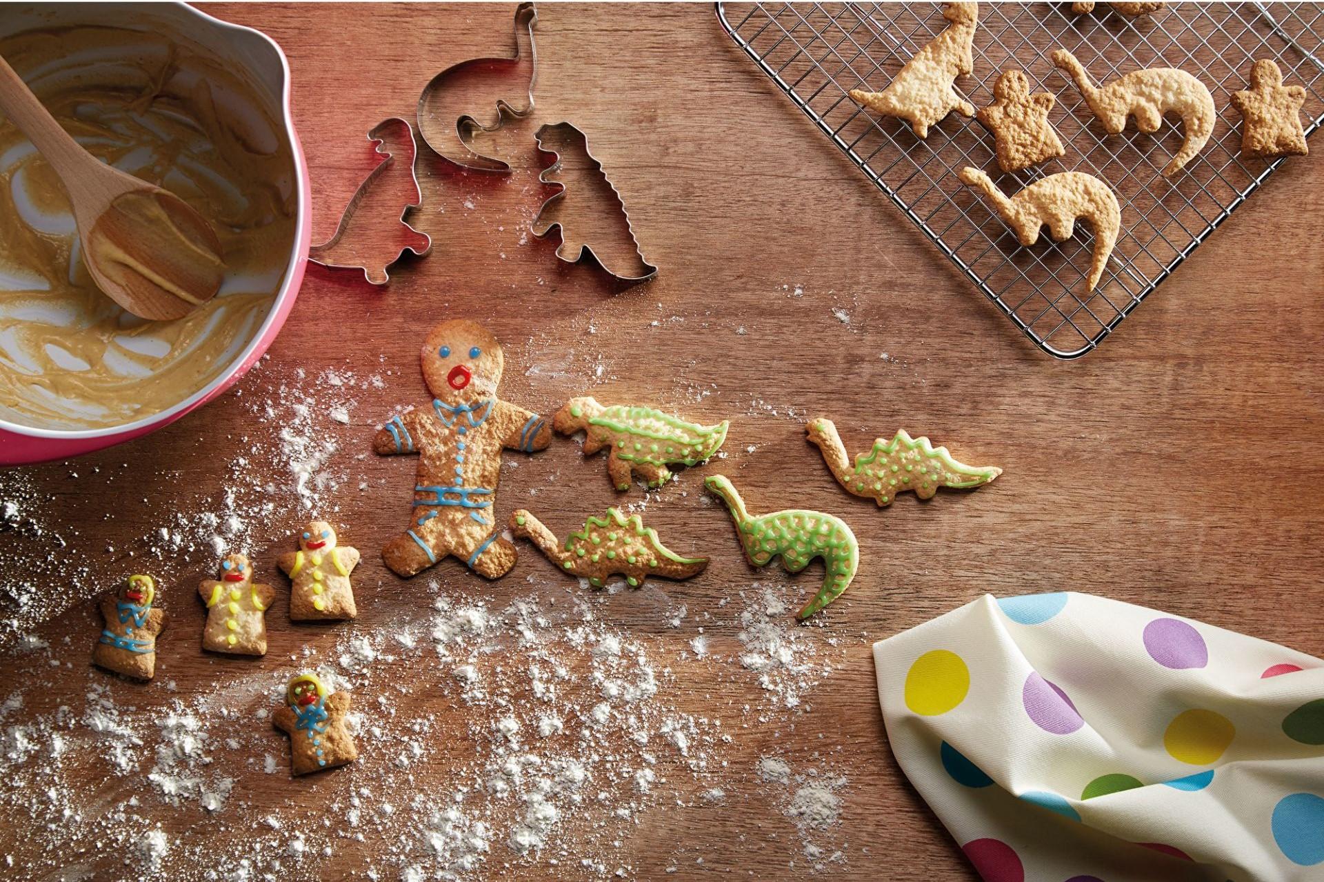 Nerez vykrajovátka dinosauři Kitchen Craft