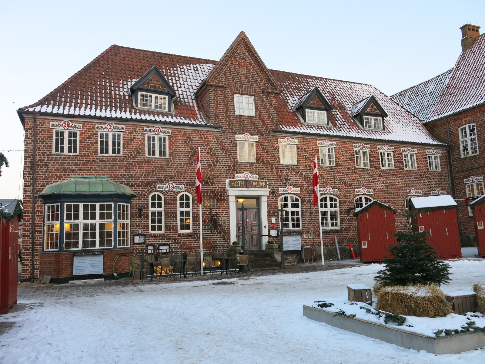 400 let starý hotel Dagmar