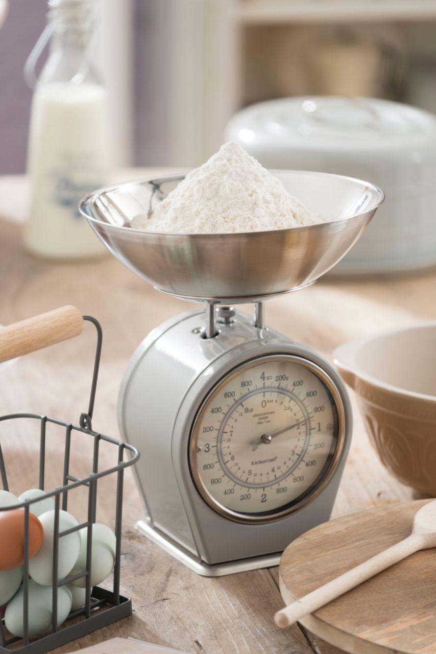 Mechanická kuchyňská váha Kitchen Craft