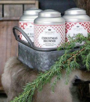 Vánoční čaje Tafelgut si nejde nezamilovat