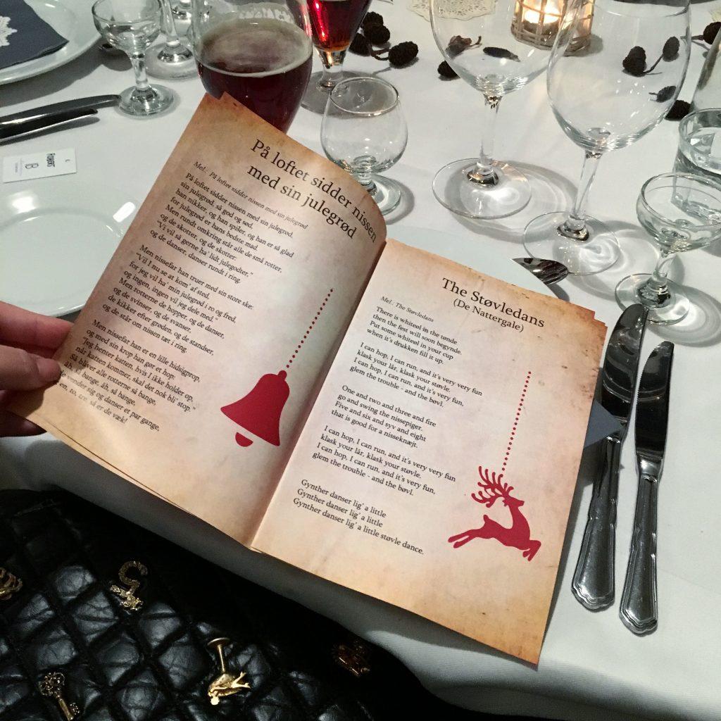 Dánský vánoční večírek v Ribe