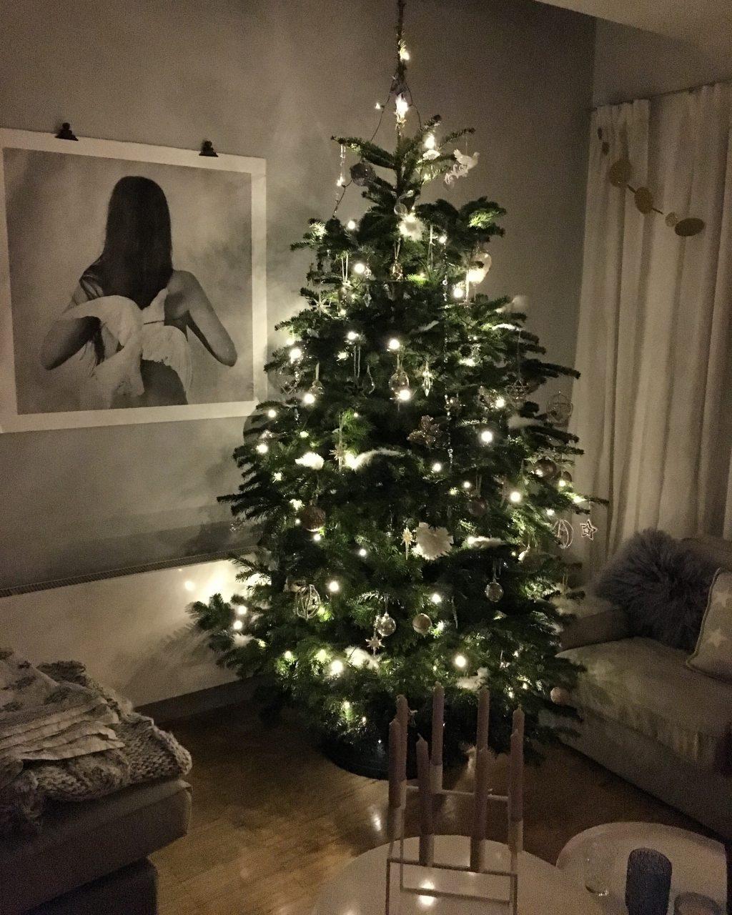 Čarovná vianočná atmosféra