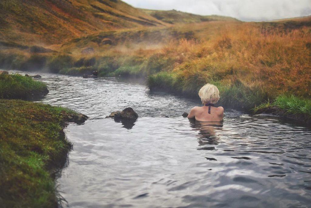Relax na Islande