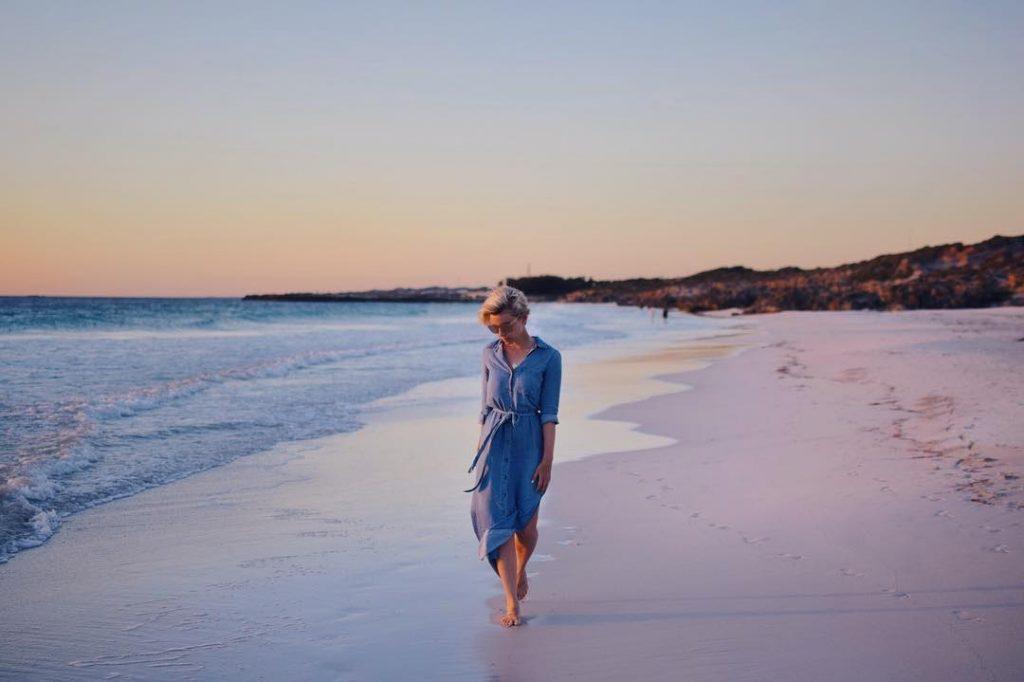 Janina vo svojej milovanej Austrálii