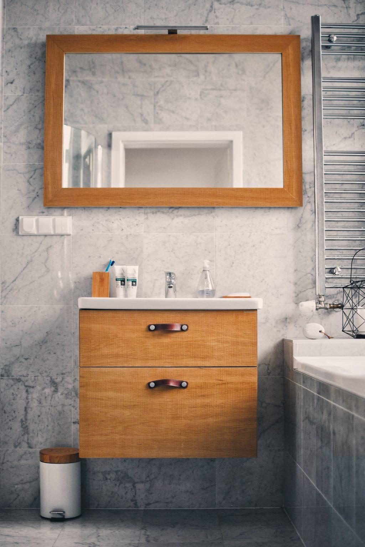 Štýlová kúpeľňa Janiny z blogu Cukrfree