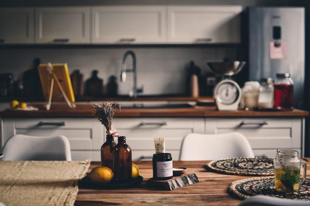 Kuchyňa blogerky Janiny