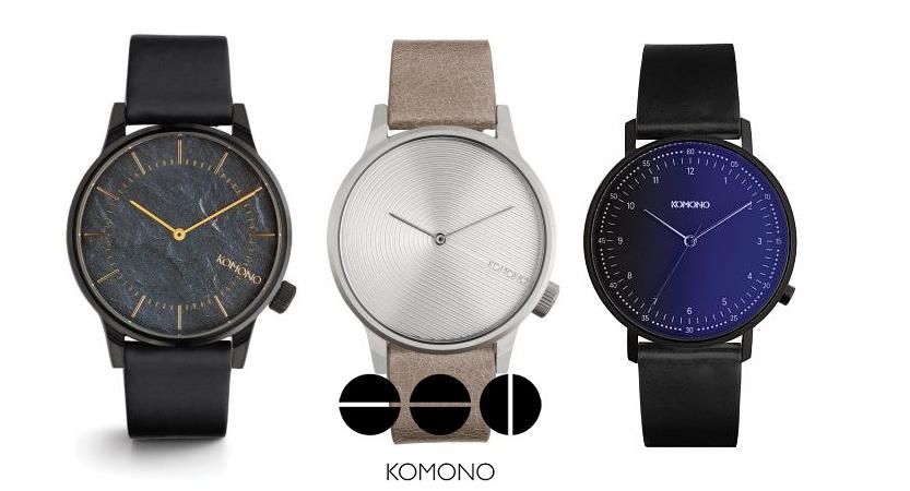 Buďte neotřelí a vsaďte na design značky Komono!