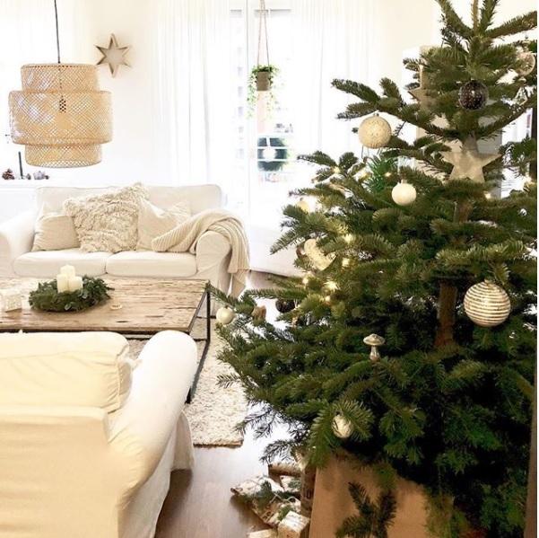 Vánoční stromeček paní Kamily