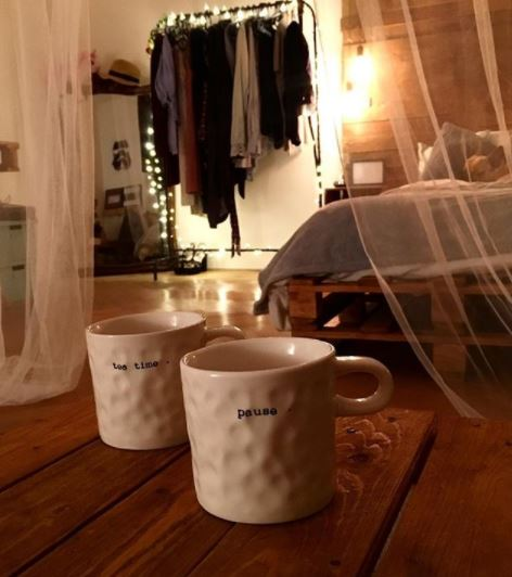 Šálek čaje v chladné dny potěší