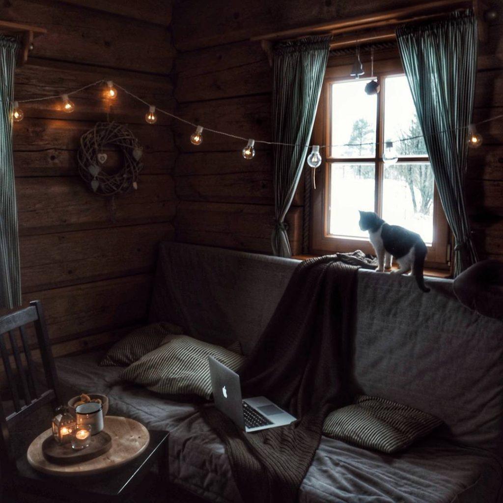 Světýlka vytvoří doma tu pravou pohodovou atmosféru