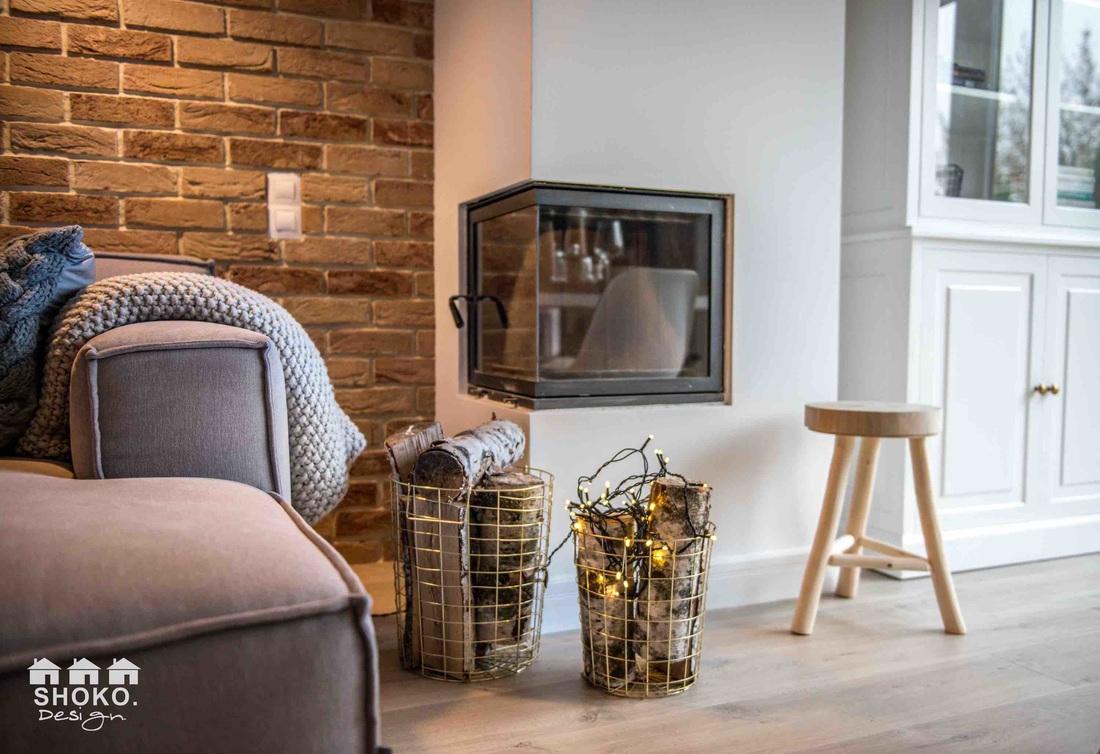 Dekorace obývacího pokoje