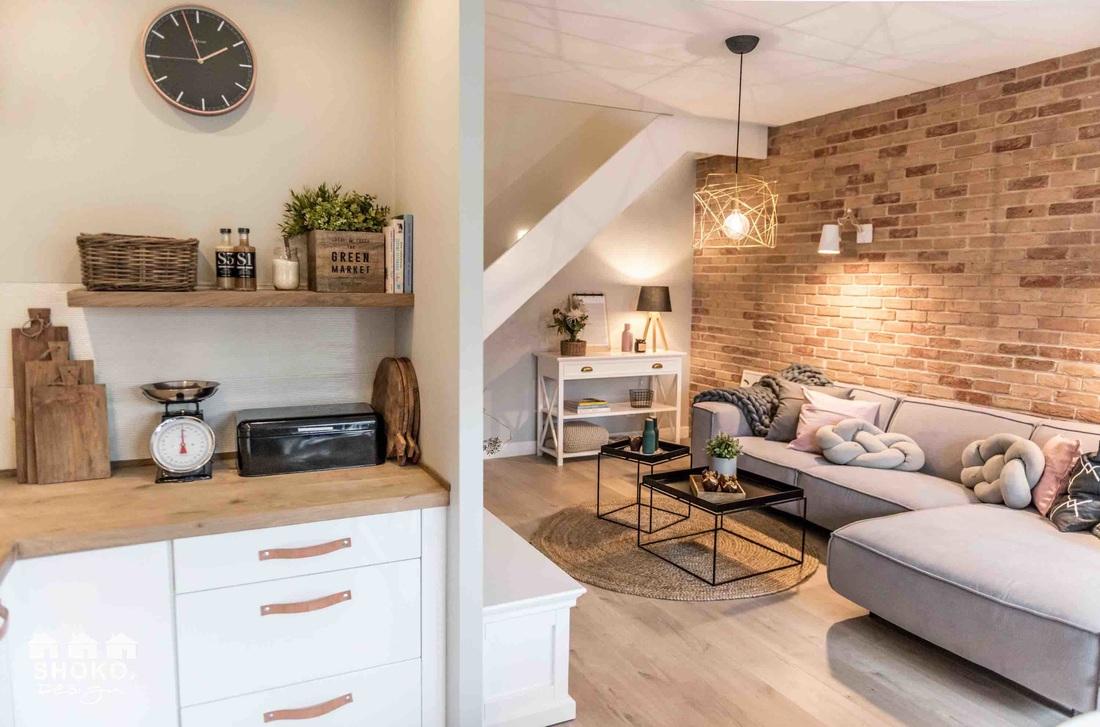 Jak si za dit byt ve skandin vsk m stylu podle polsk for Voir salon deco