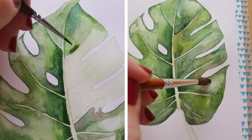 Jak se naučit malovat akvarelem