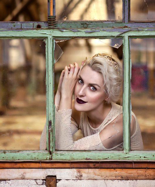 Svatební stylistika a fotografka Sonka Skerik