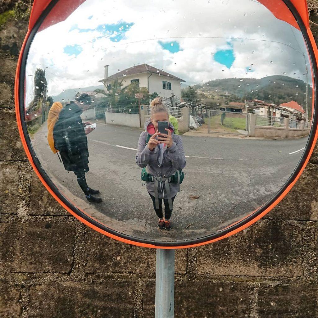 Blogerka Weef´s World na cestě do Santiago de Compostela